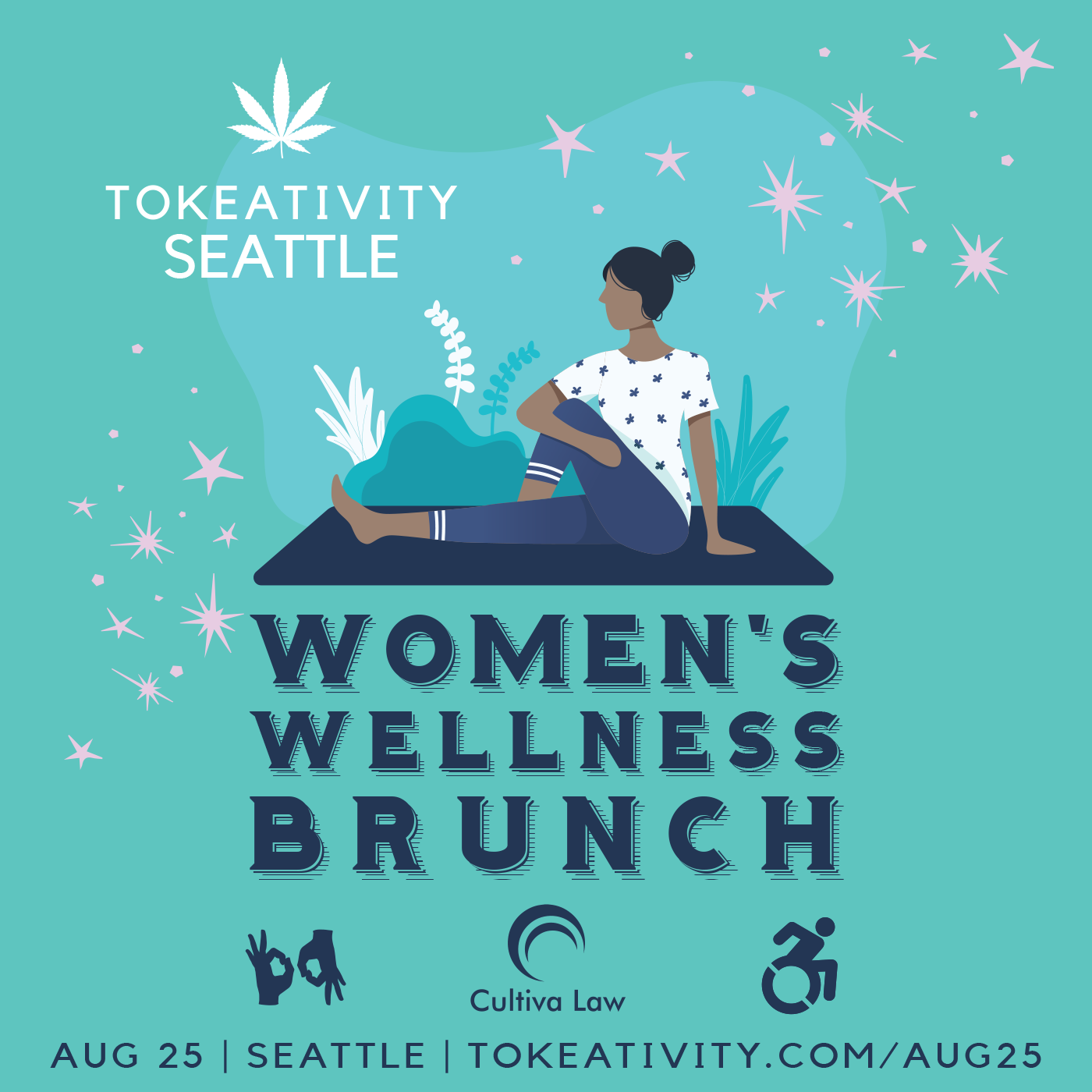 Tokeativity Seattle: Women's Wellness Brunch