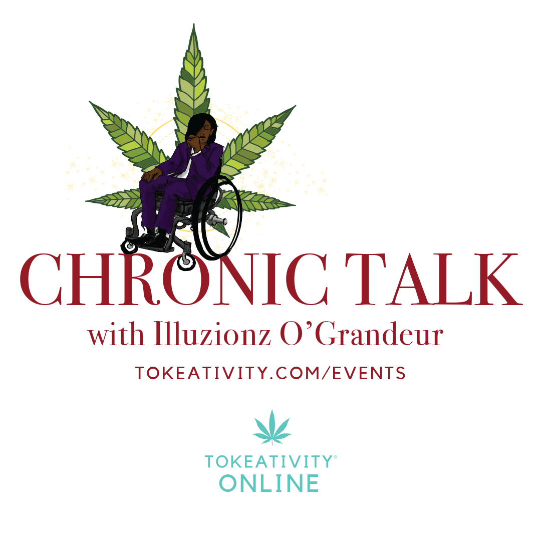 CHRONIC TALK Vol. IX:  CannaMoms - How to Have a Happy Halloween