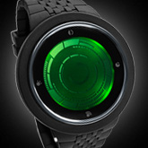 Rogue Touch Silicone Lcd Watches