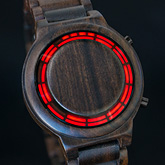 RPM Wood Led Watches