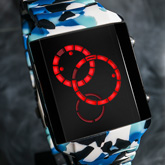 Satellite X Acetate Led Watches