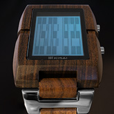 Upload Wood Lcd Watches