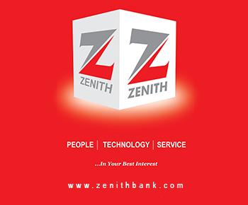 Zenith bank ad