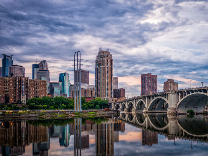 Minneapolis reflections