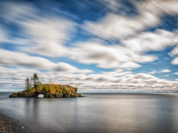 Hollow Rock, Grand Portage, MN