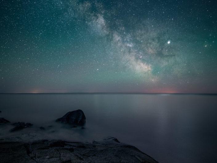 Milky Way Over Superior