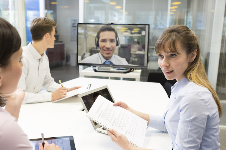 Video Conferencing and the Government