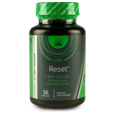 Reset 7 day cleanse detox