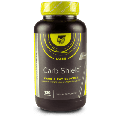 Carb Shield carb fat blocker