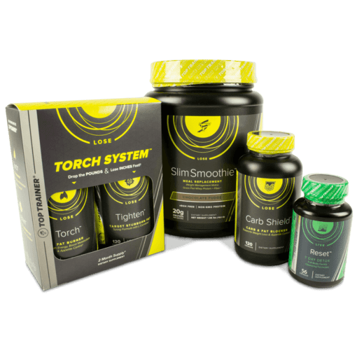 Ultimate Weight Loss Package TopTrainer