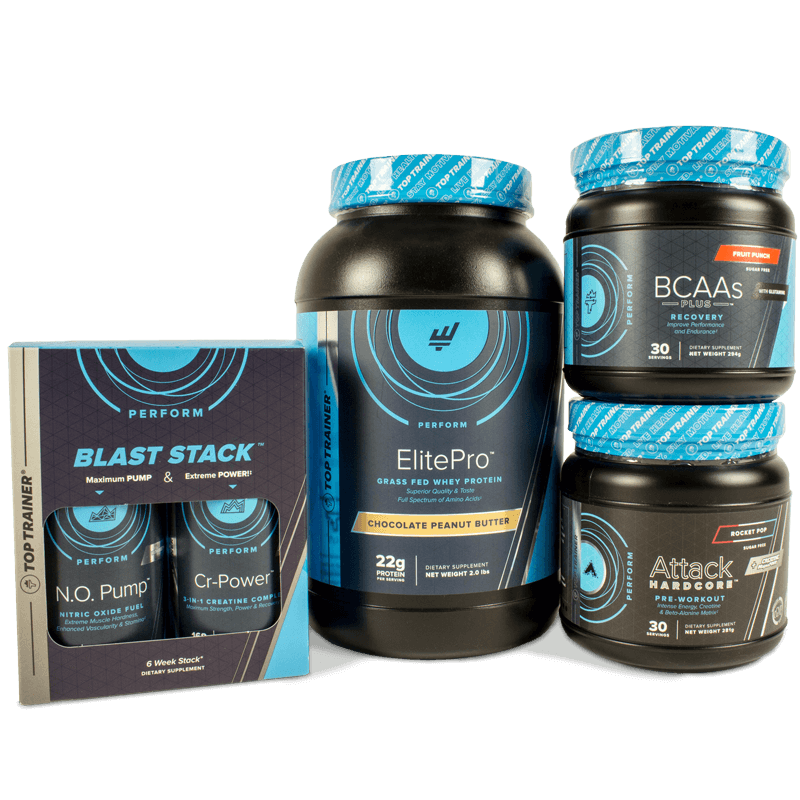 Ultimate Performance Package TopTrainer