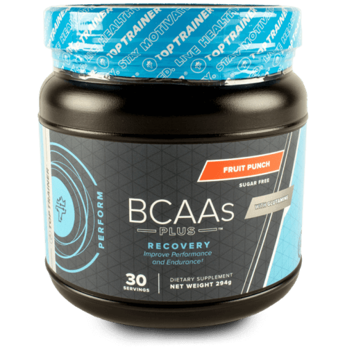 BCAAs Plus Glutamine Recovery TopTrainer