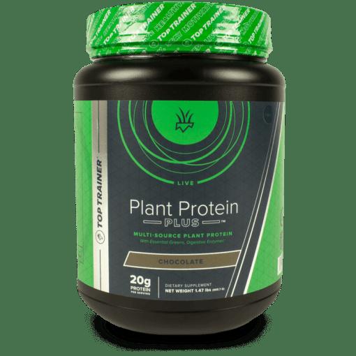 Plant Protein Plus Multi-source plant protein TopTrainer