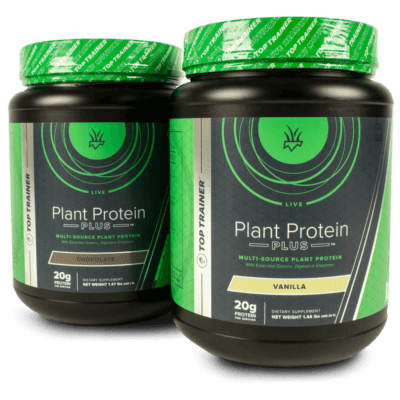 Plant Protein Plus by TopTrainer