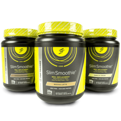 Slim Smoothie Meal Replacement TopTrainer