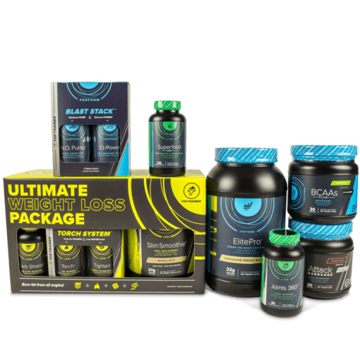 TopTrainer Live Lose Perform Package