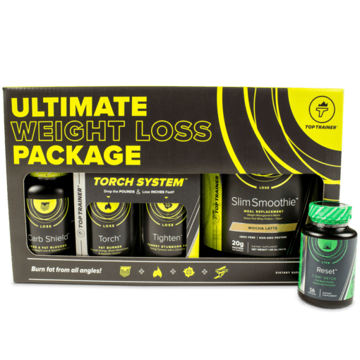 Ultimate Weight Loss Package Plus