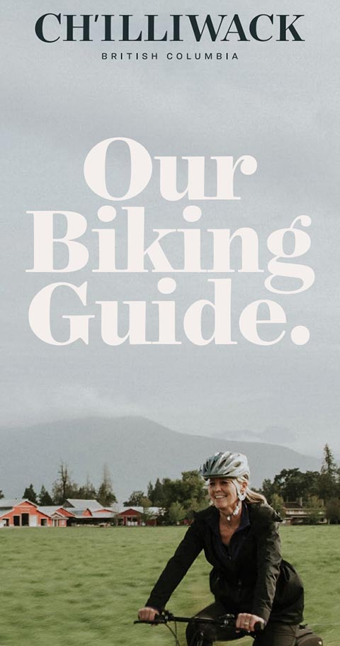 Download The Chilliwack Biking Guide