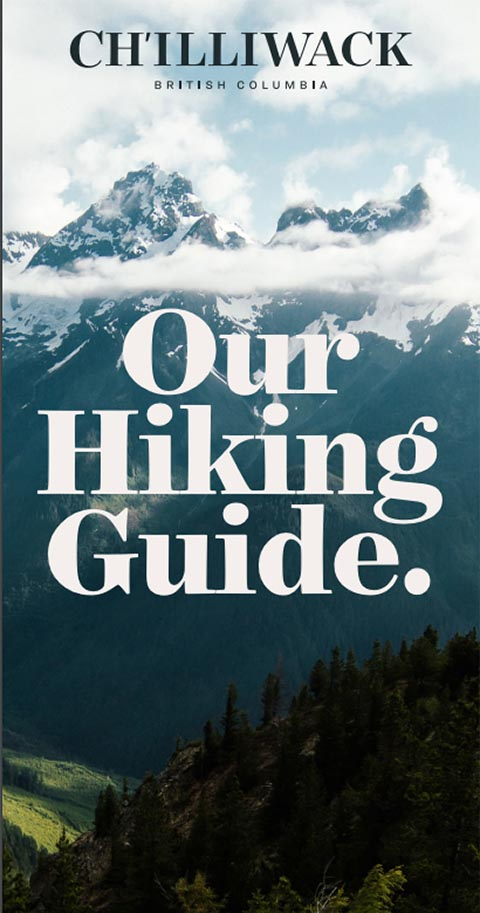 Download The Chilliwack Hiking Guide