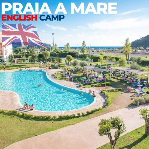 English Camp – Praia a mare