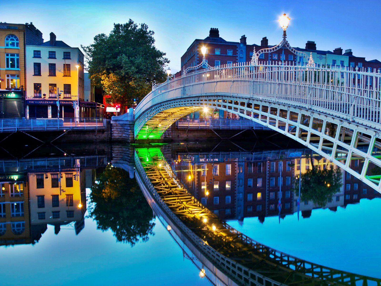 Dublin - corsi di lingua all'estero