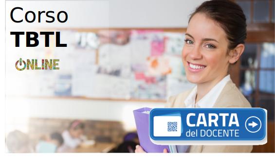 Corso TBTL Online €310