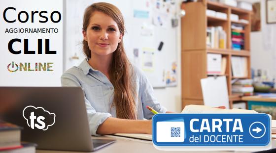 Corso CLIL Online €310