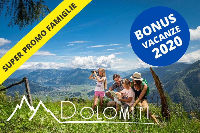 Dolomiti – Villaggio Dolomitico a partire da € 52