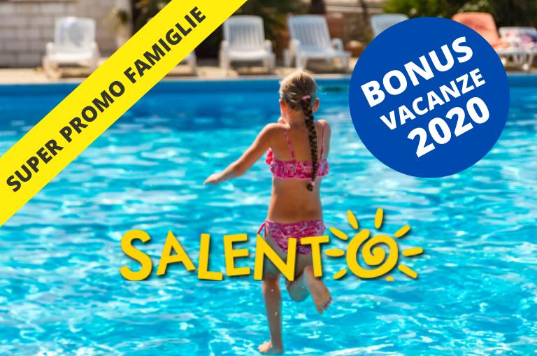 Salento - Racar Hotel&Village a partire da € 28
