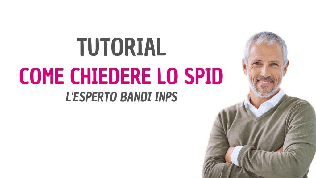 Come chiedere lo SPID