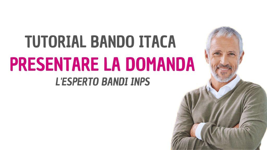 Bando ITACA 2021/2022 – Come presentare la domanda