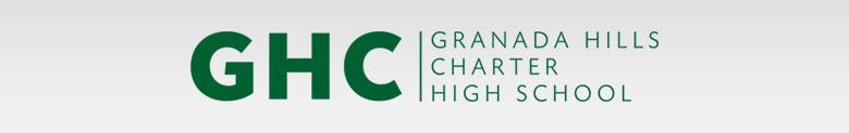 Granada Hills Charter High School banner