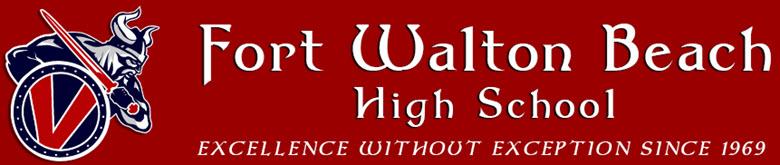 Fort Walton Beach High School banner