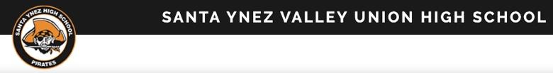 Santa Ynez Valley Union HS banner