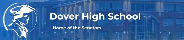 Dover High School banner
