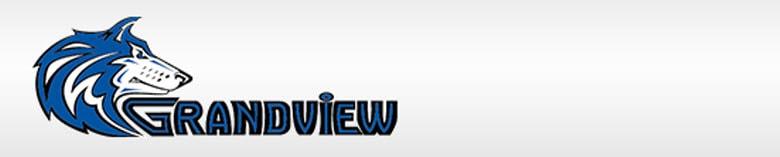 Grandview High School banner