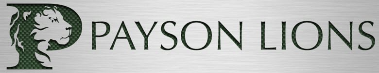 Payson Senior High School banner