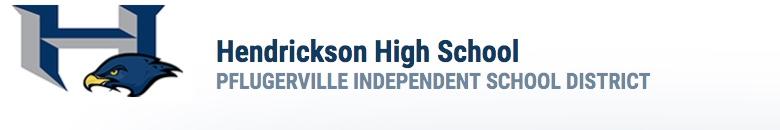 Hendrickson High School banner