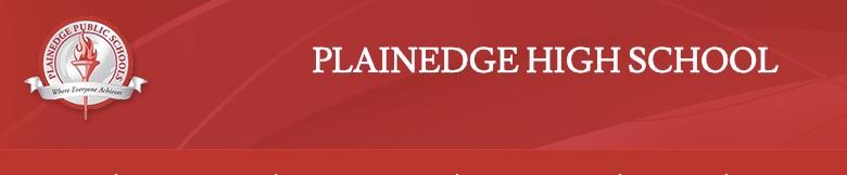 Plainedge High School banner