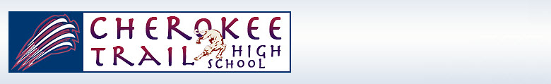 Cherokee Trail High School banner