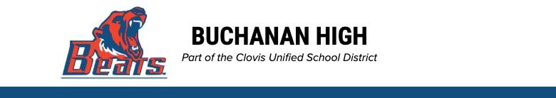 Floyd B Buchanan High School banner