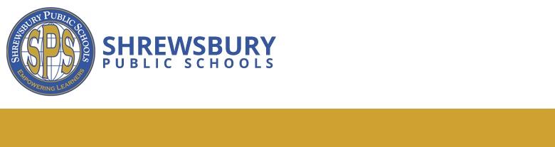 Shrewsbury High School banner