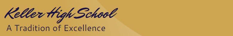 Keller High School banner