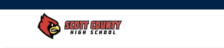 Scott County Senior High Sch banner