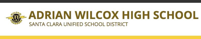 Adrian C Wilcox High School banner