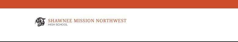 Shawnee Mission Northwest HS banner