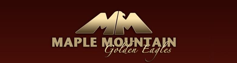 Maple Mountain High School banner