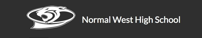 Normal Community West HS banner