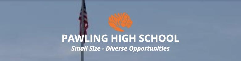 Pawling High School banner