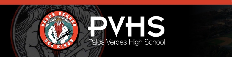 Palos Verdes High School banner